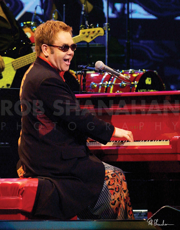 Elton john wm vafdnx