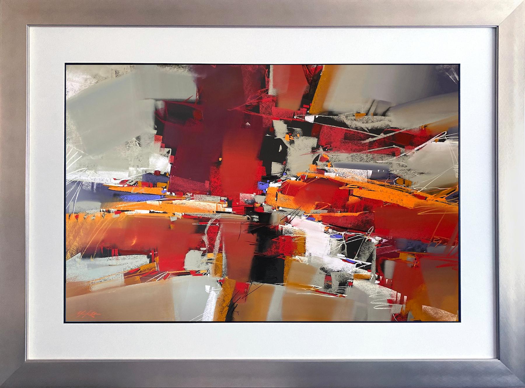 Scarlet cacophony framed sslxgk