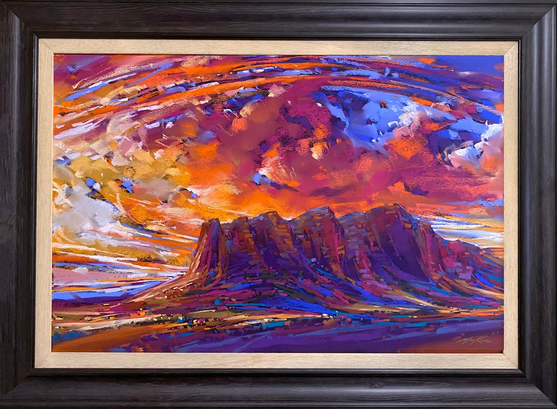Sky miracle 2 framed z8ppxu