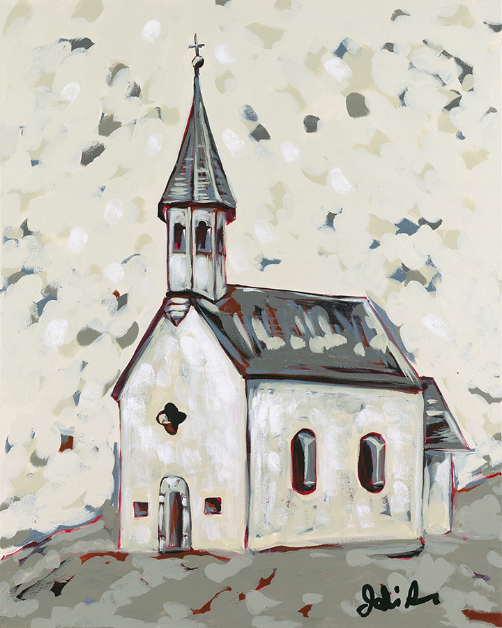 Jodi augustine heres the steeple s0utnk