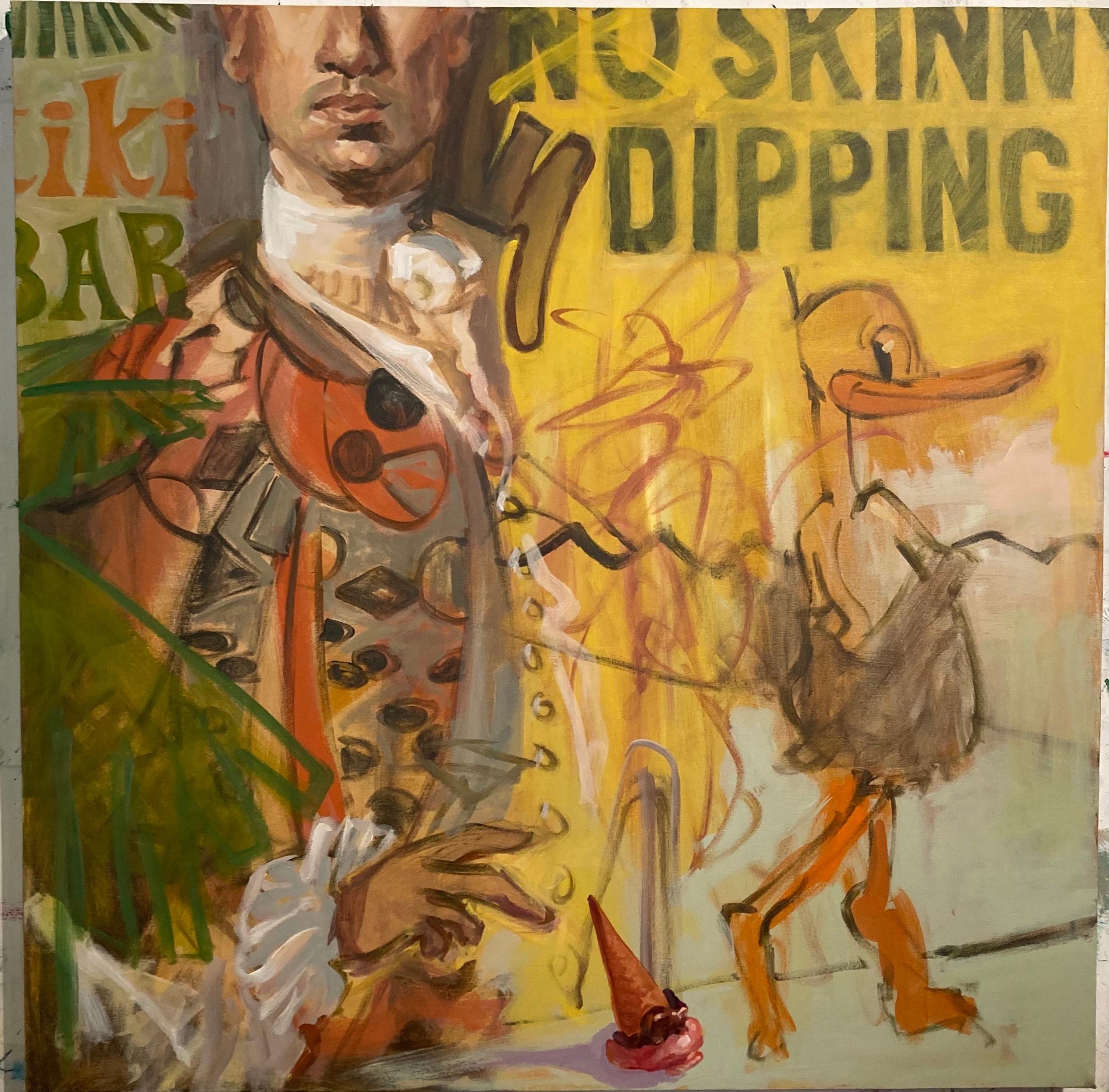 No skinny dipping 2 qipbko