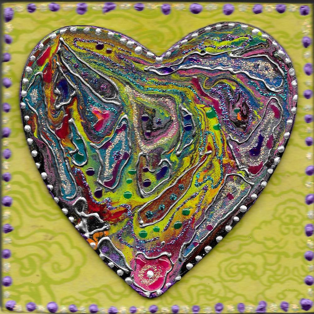 Mardi gras heart gntywn
