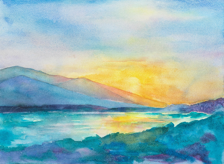 Irish sunrise esmnpx