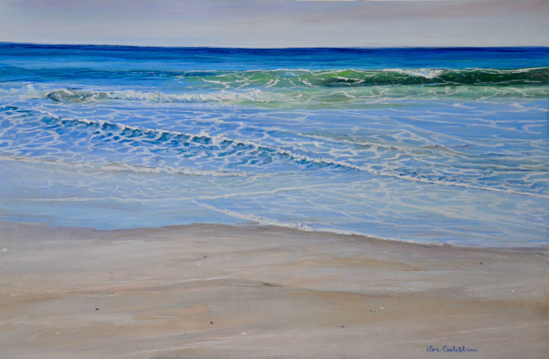Lighthouse beach waves n9hvvt