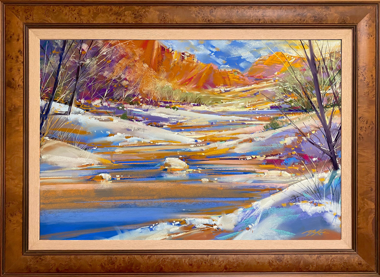 Winter creek framed hguo71
