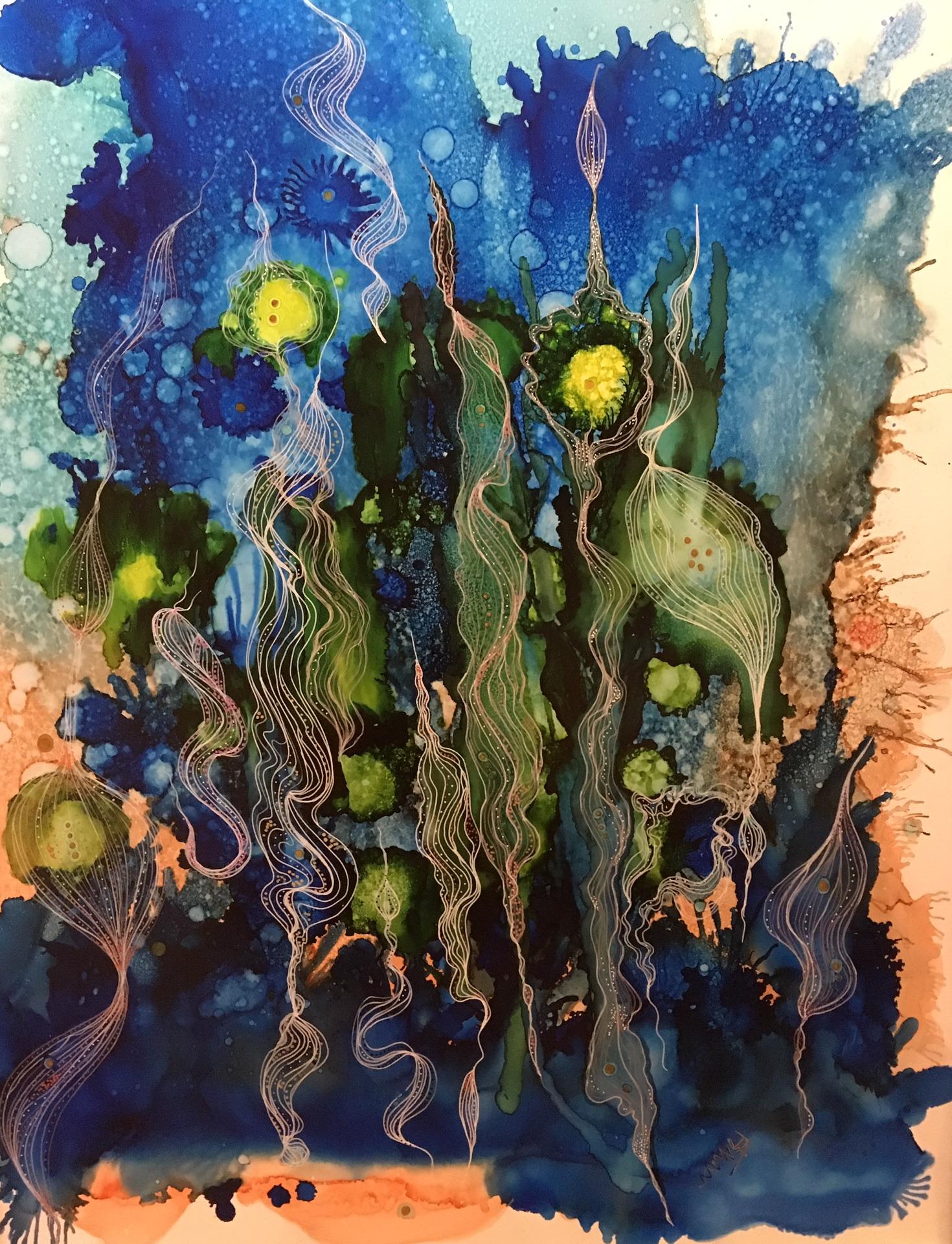 Kelp dance nioi9v