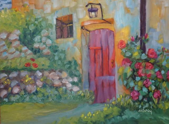 Red door small urbvls