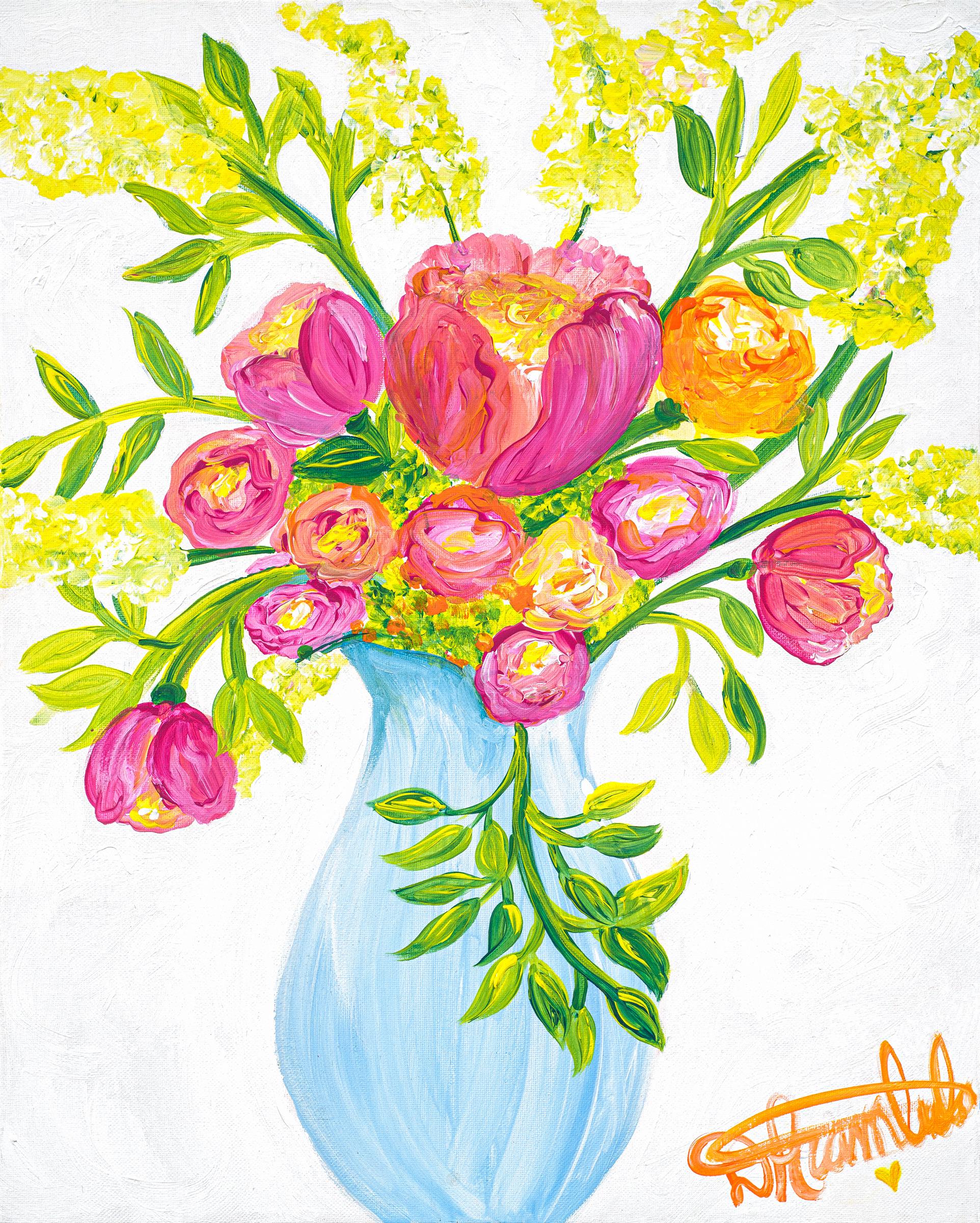 Bouquet of love jvqulg