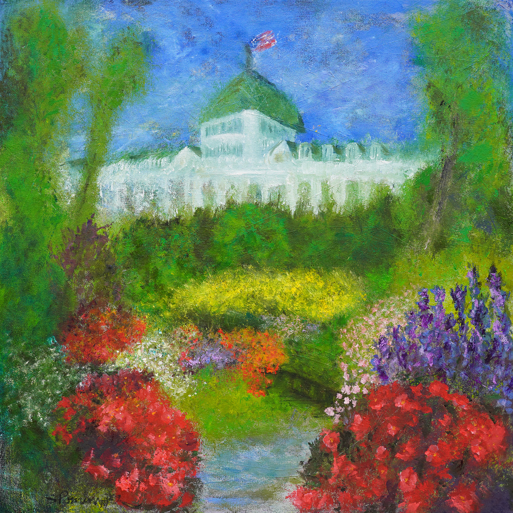 Secret garden onesm qxastw
