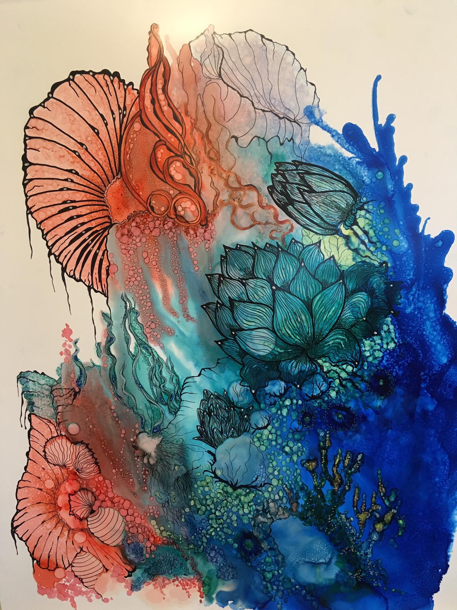 Aquamarine q0dnn5