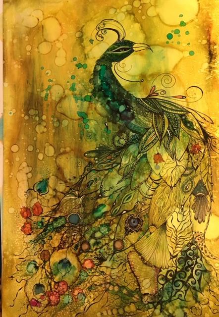 Peacock h3ymjo