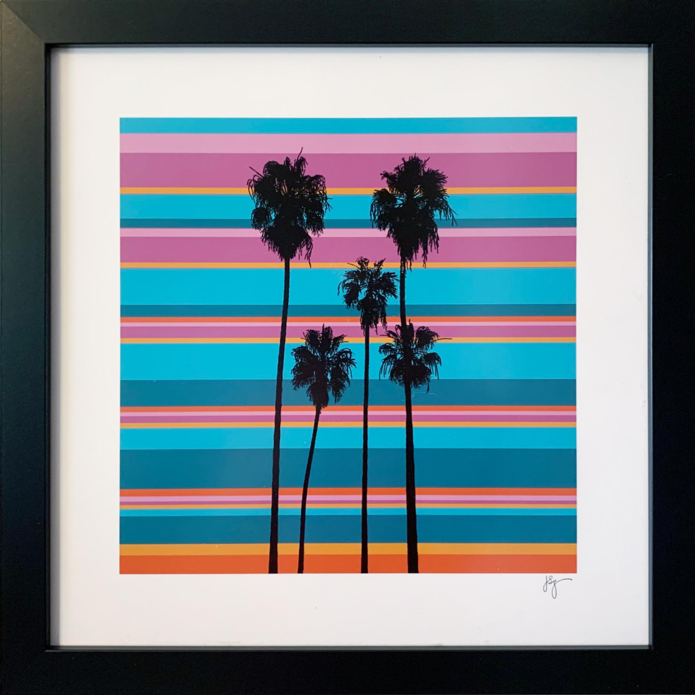 O2101p 5 palm tree bjtkli