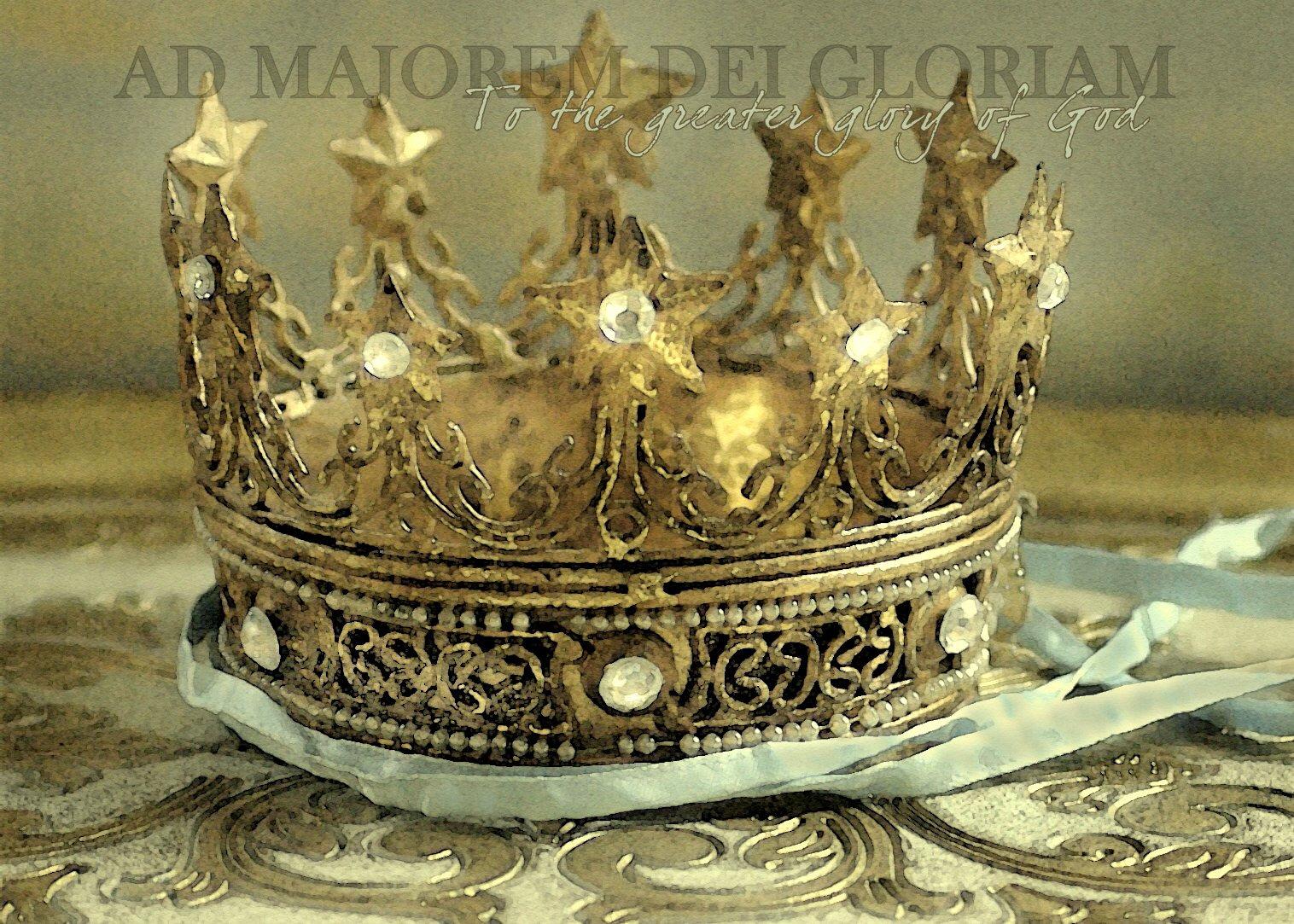 Amdg crown yfpjy7