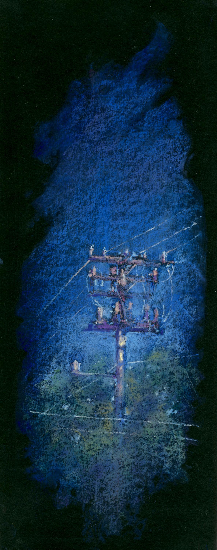 Utility pole 1 swdm45