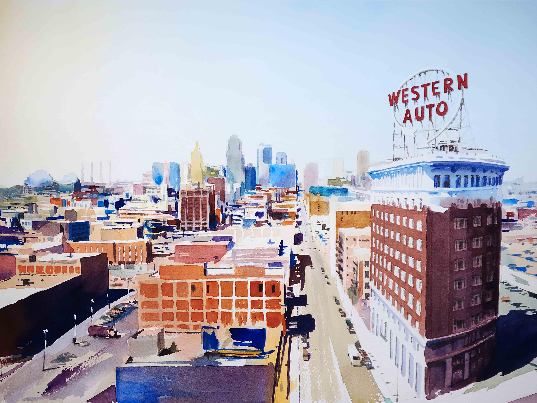 Kc skyline 4 western auto nnxncg