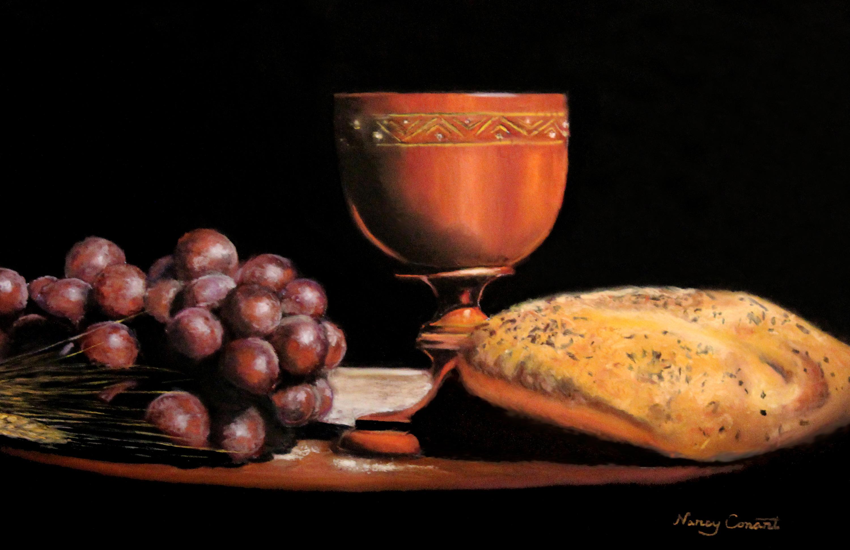 Bread and wine joey rework darkened 17 x 11 z54euj