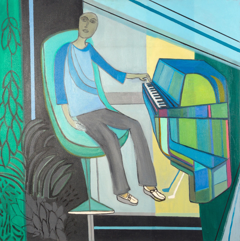 Piano man 2015  36x36inches dsc0448 oup2gj
