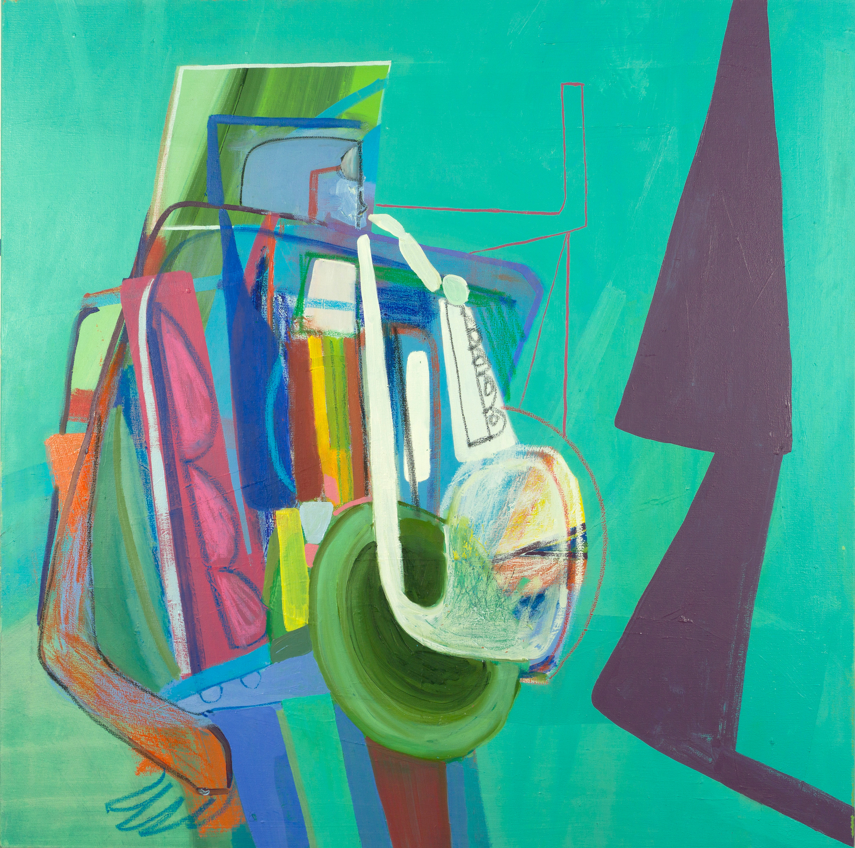 Blow 2017 35 x 35 inches caley odwyer dsc0428 cuy1qy