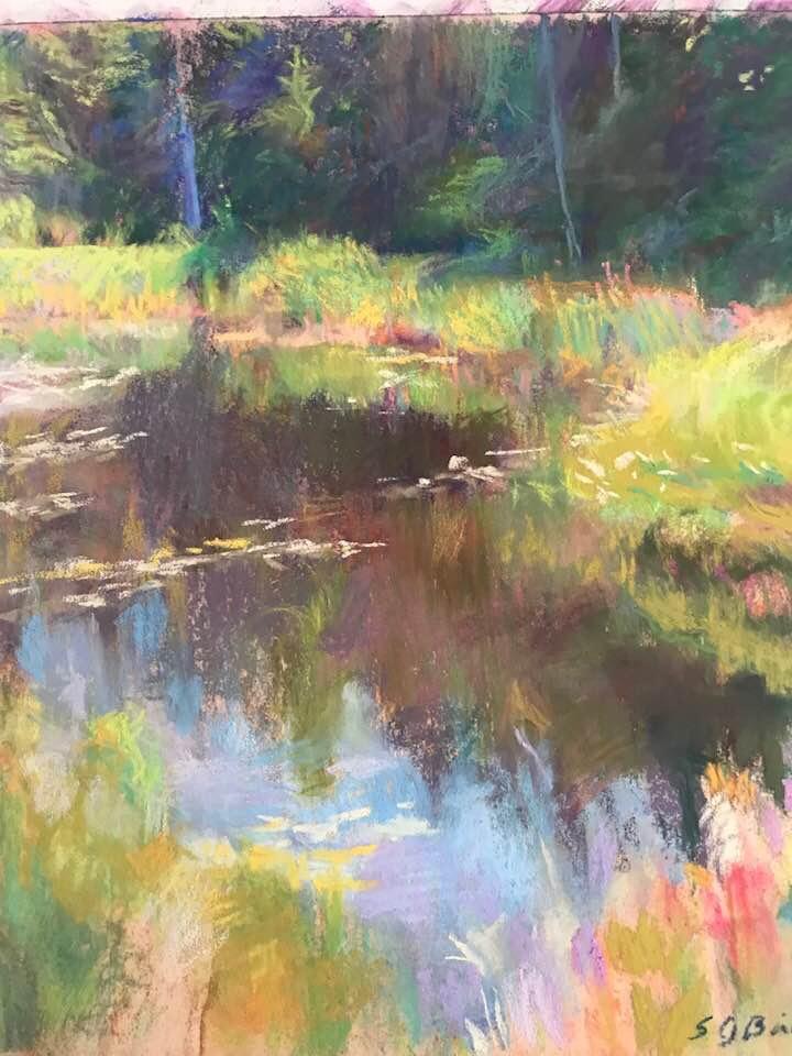 Tidal marsh detbfq