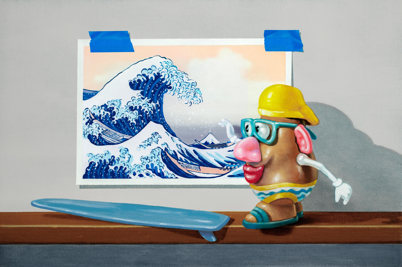 Catch a wave layers copy leva5v