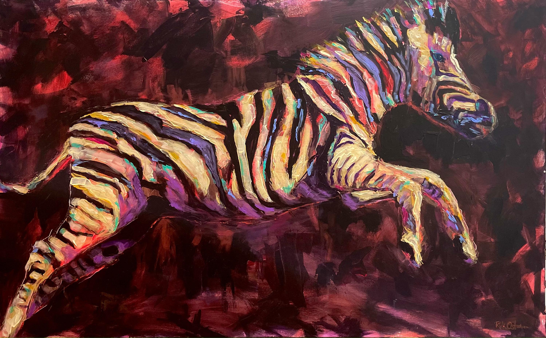 Zebra leap of faith e2vpf2