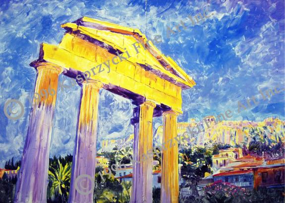 Athenian drama wc y4otiv