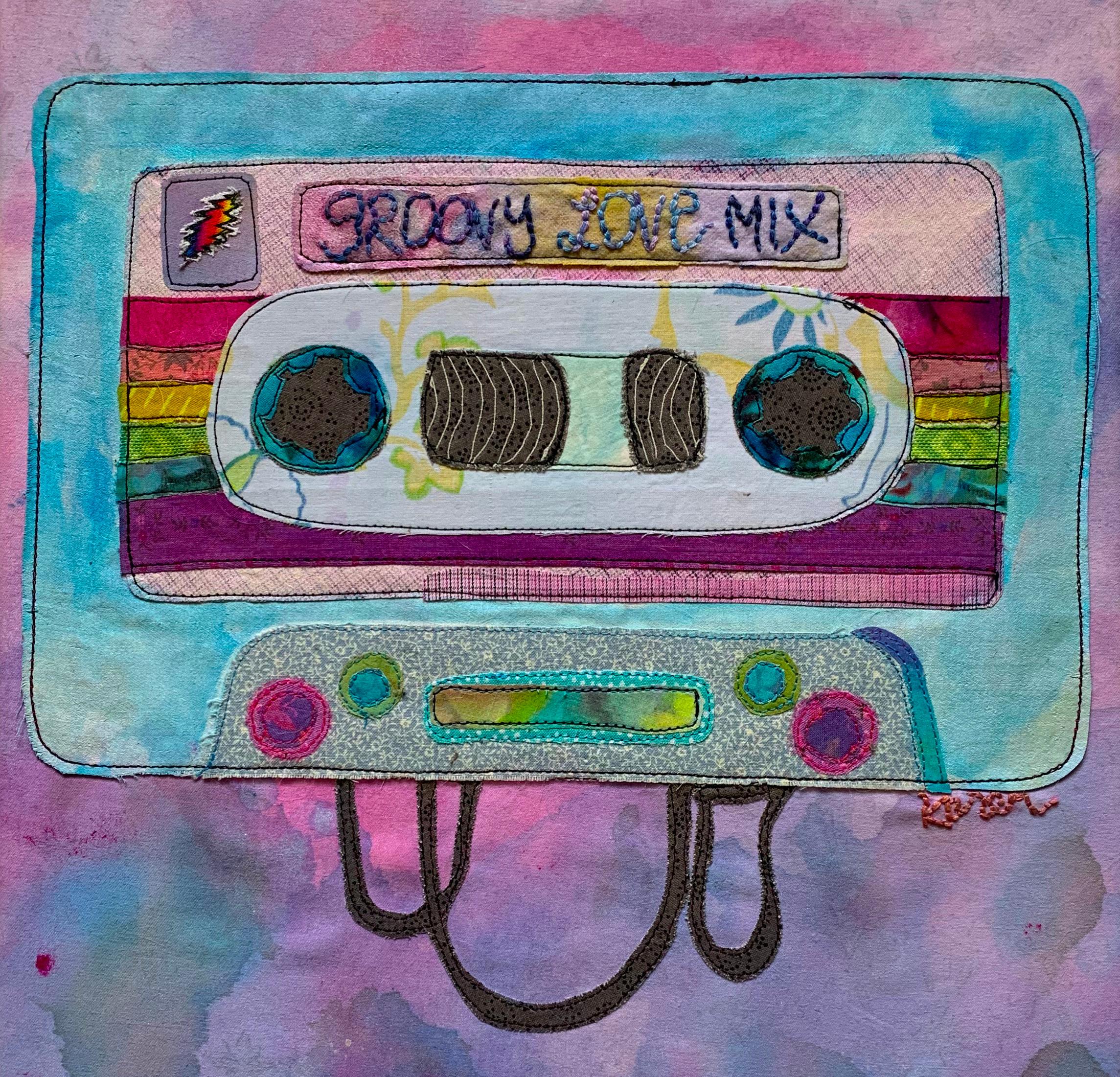 Groovy mix tape auvua1