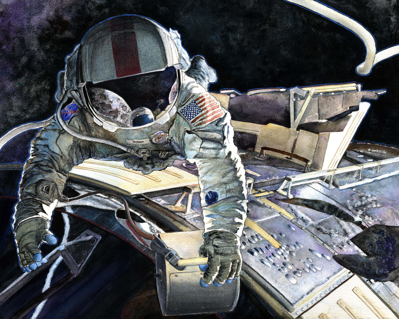 Spacewalk srubr1