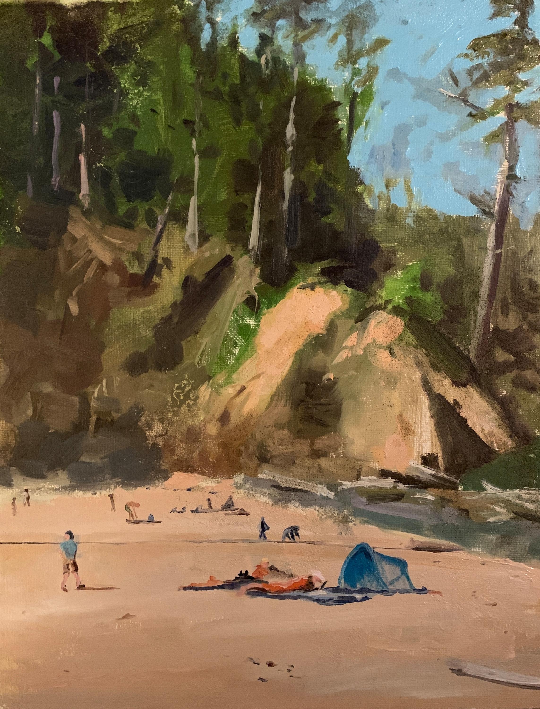 Ecola state beach m98qne